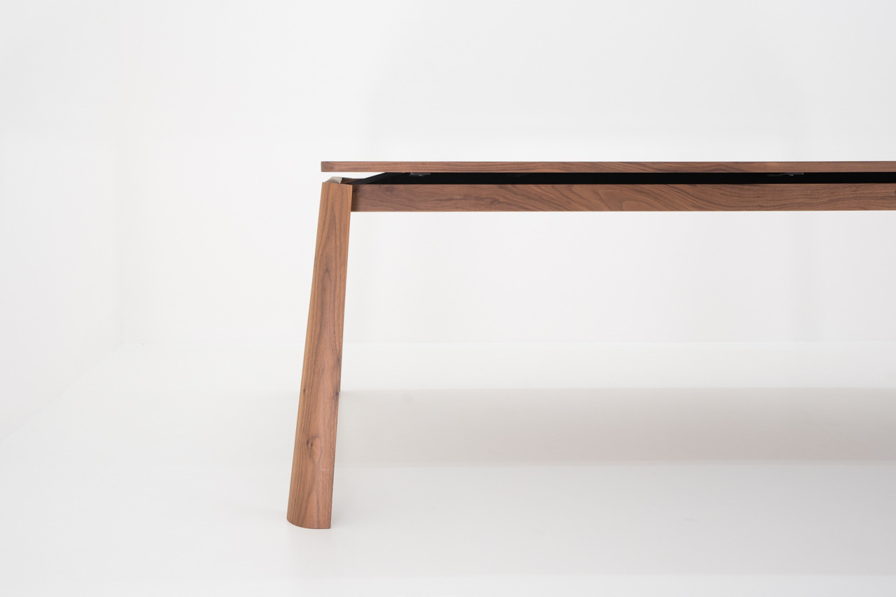 Alexander Conci Walnut dining table