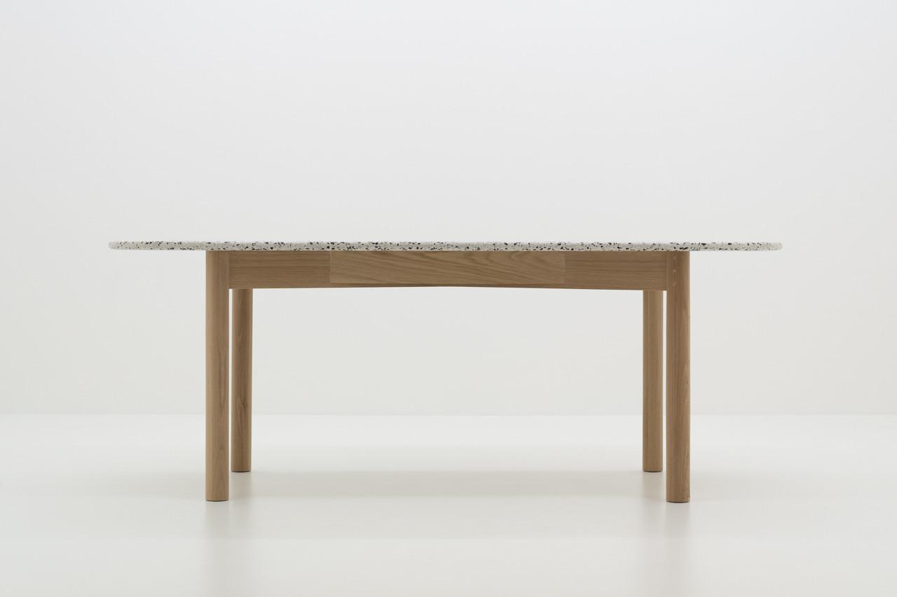 Alexander Conci terrazo dining table