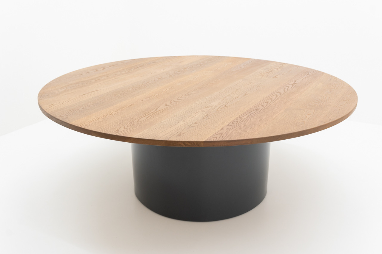 Alexander Conci round American Oak dinin