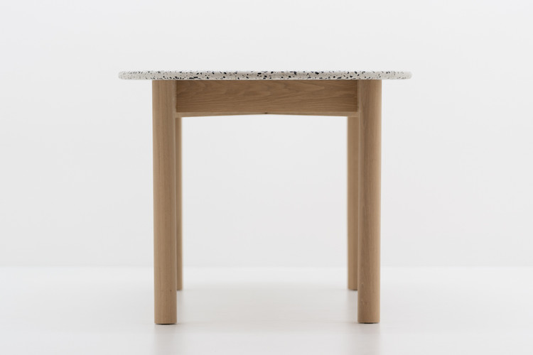Alexander Conci terrazo dining table