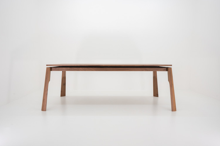 Alexander Conci Walnut dining table
