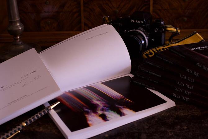 La photographie mouvement ou les Suites nocturnes d'Eric Petr