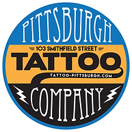 Pittsburgh Tattoo Logo - full color - UP