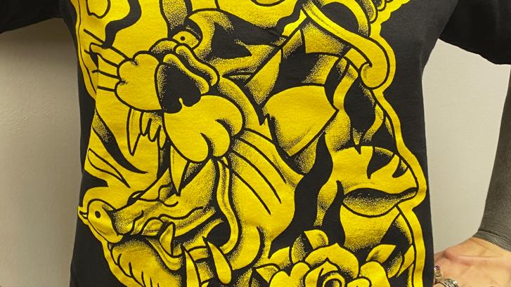 Pittsburgh Tattoo Tee