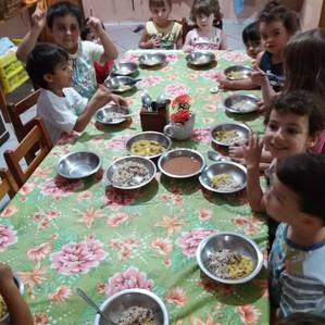 A Importância da Alimentação Saudável para Crianças