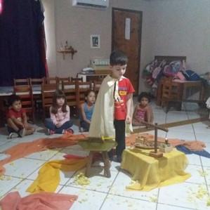 Micael e as Crianças Estrelas