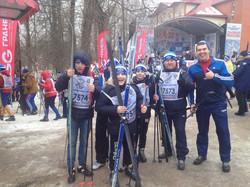 Лыжня России 2016
