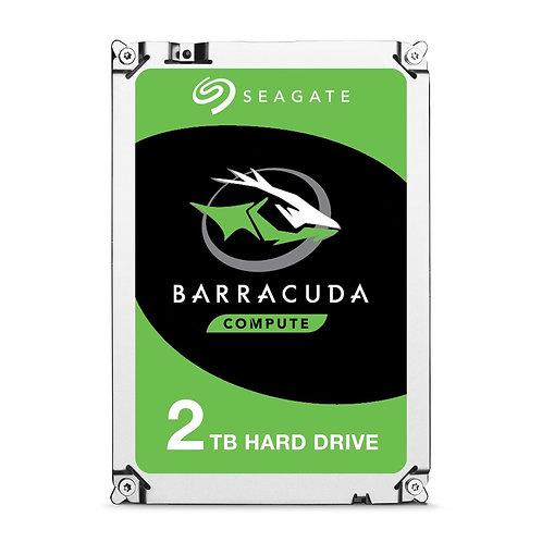 Seagate Barracuda HDDs - 2TB