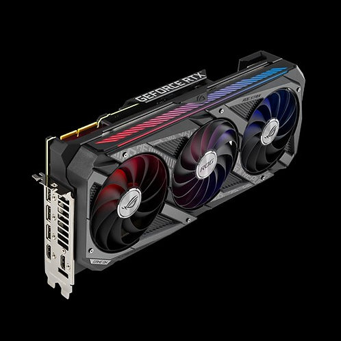 ASUS ROG Strix GeForce RTX™ 3090 OC 24G