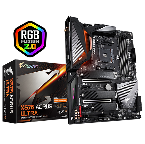 Gigabyte AORUS Ultra AMD® X570 WiFi