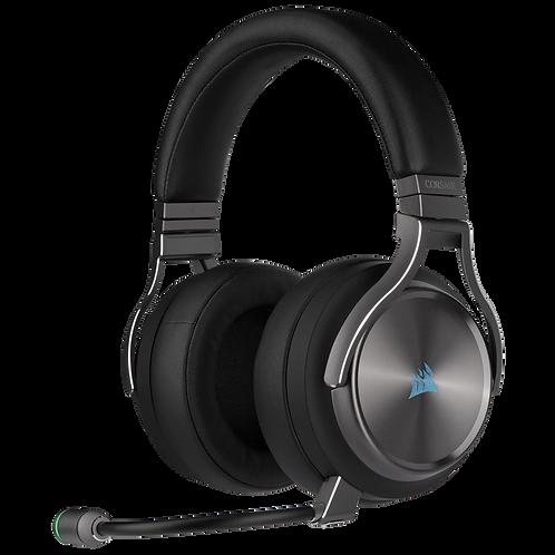 Corsair VIRTUOSO RGB WIRELESS SE High-Fidelity Gaming Headset — Gunmetal