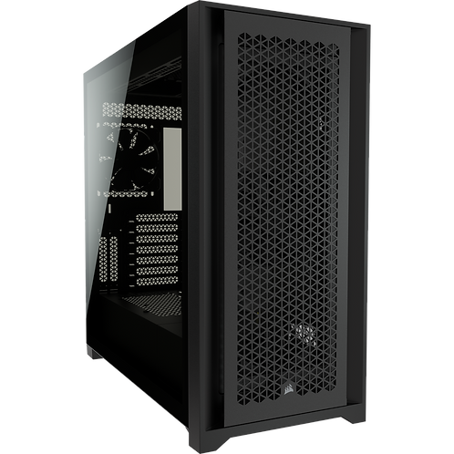 Corsair 5000D AIRFLOW Tempered Glass Mid-Tower - Black