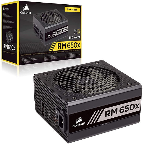Corsair RMx Series™ PSU - 650W