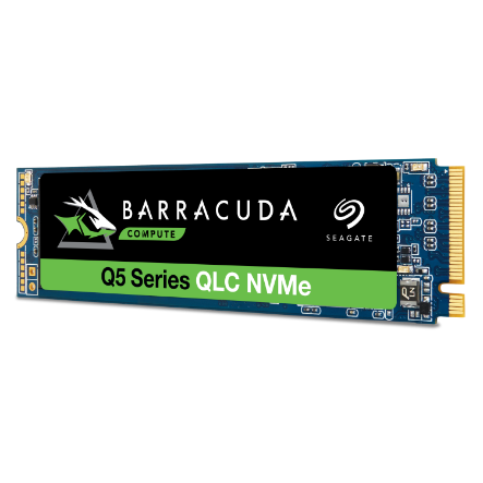 Seagate Barracuda Q5 NVMe Gen3 M.2 500 GB