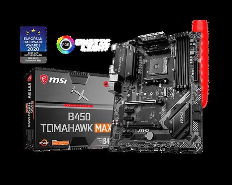 MSI B450 Tomahawk Max ATX