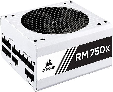 Corsair RMx Series™ White PSU - 750W