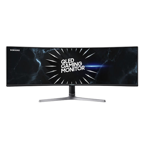 "Samsung LC49RG90SSU 49"" CRG9 Curved Gaming Monitor"