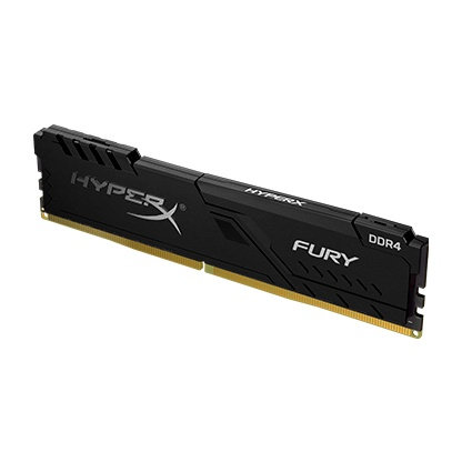 Kingston HyperX® FURY DDR4 - 4x16GB 2400Mhz