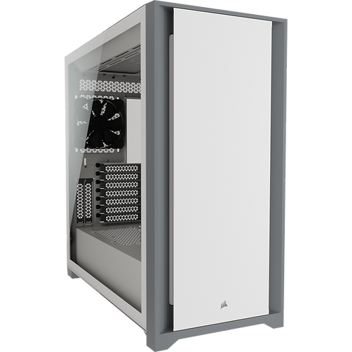 Corsair 5000D Tempered Glass Mid-Tower - White