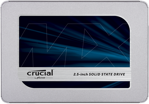 Crucial MX500 2.5 Series - 250GB