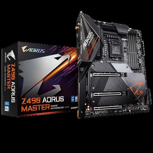 Gigabyte AORUS Master Intel® Z490