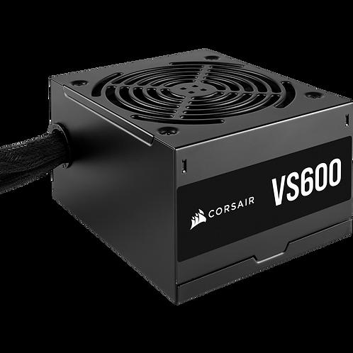 Corsair VS SERIES™ Non-Modular PSU - 600W