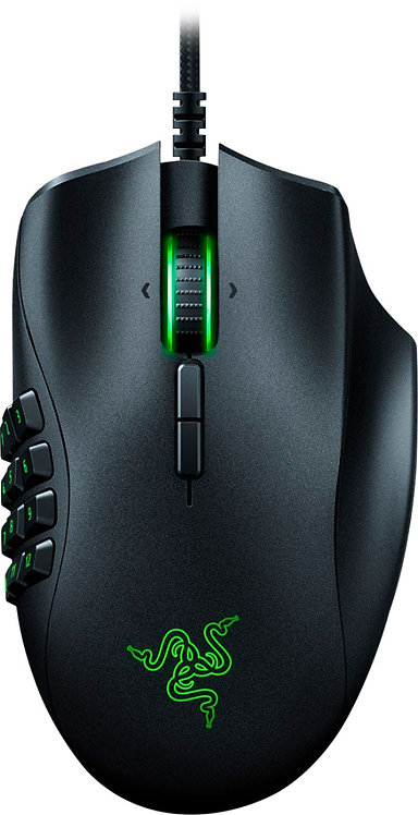 Razer Naga Trinity Modular MOBA/MMO gaming mouse