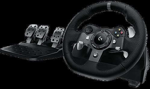 Logitech Gaming Steering Wheel G920 Driving Force USB
