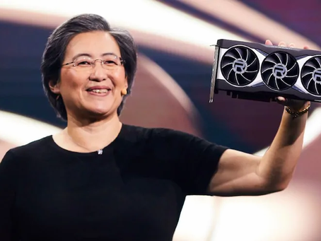 AMD 6000 Series GPUs... Here we go again...