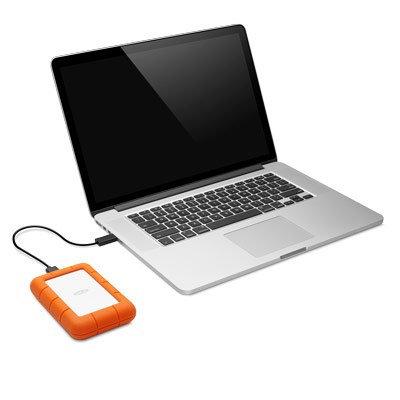 LaCie Rugged Mini External HDD - 1TB