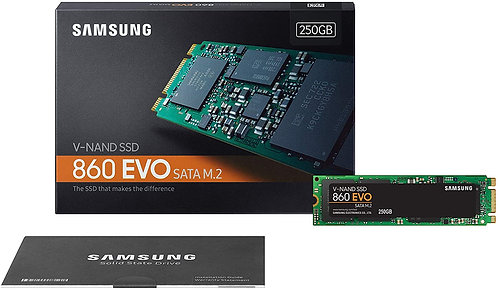 Samsung 860 Evo Series 250GB