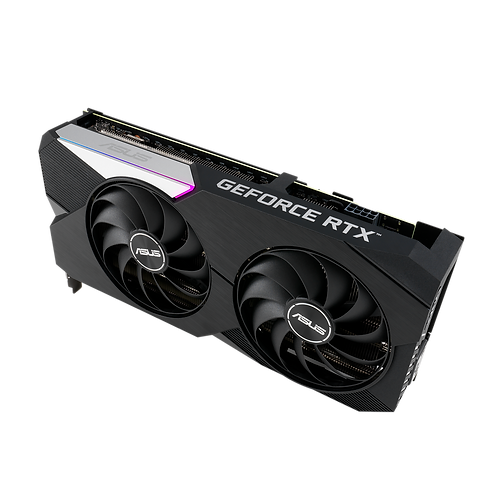 ASUS Dual GeForce RTX™ 3060 Ti OC Edition 8GB GDDR6