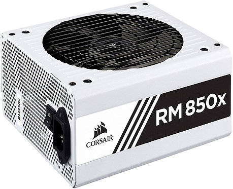 Corsair RMx Series™ White PSU - 850W