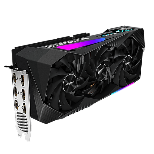 Gigabyte AORUS GeForce RTX™ 3070 MASTER 8G