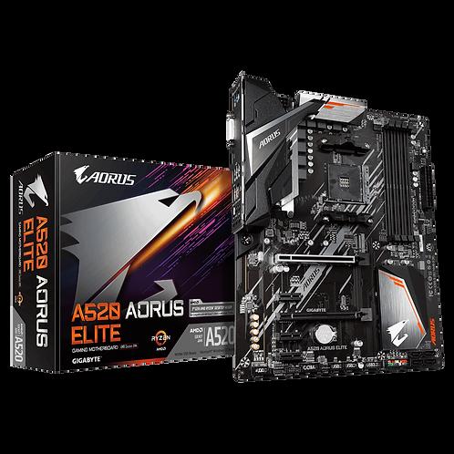 Gigabyte AORUS Elite AMD® A520