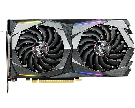 MSI GeForce GTX 1660 SUPER™ GAMING X