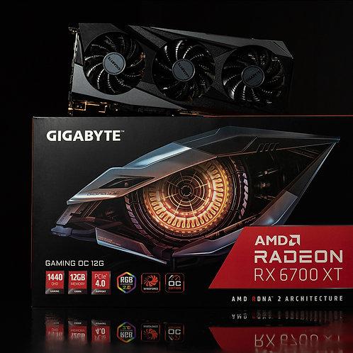 Gigabyte Radeon™ RX 6700 XT GAMING OC 12G