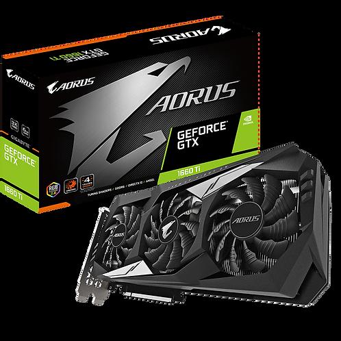 Gigabyte AORUS GeForce® GTX 1660 Ti