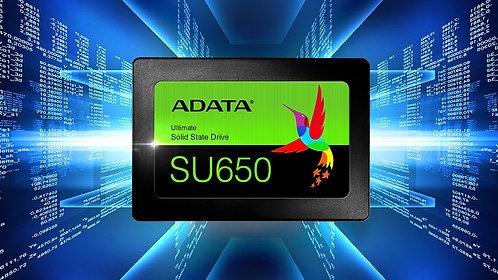 Adata Ultimate SU650 SSD SATA 3 - 240GB