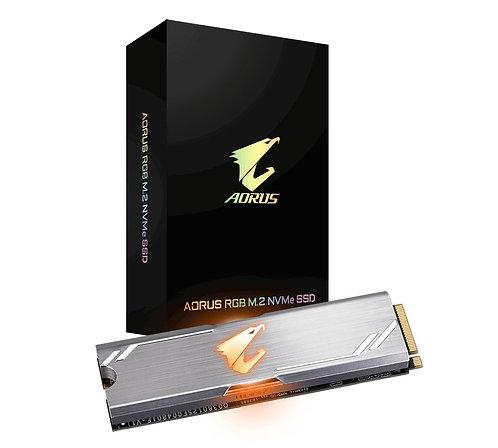 Gigabyte AORUS NVMe RGB - 512GB
