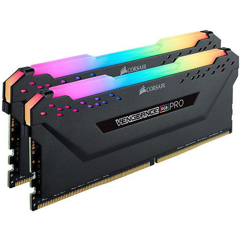 Corsair Vengeance RGB DDR4 RAM - 2x8GB 3600Mhz