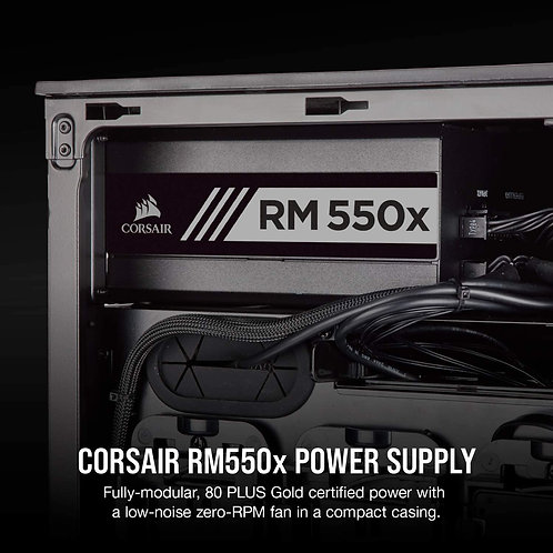Corsair RMx Series™ PSU - 550W