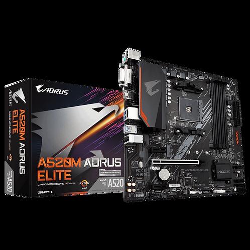 Gigabyte AORUS Elite AMD® A520M