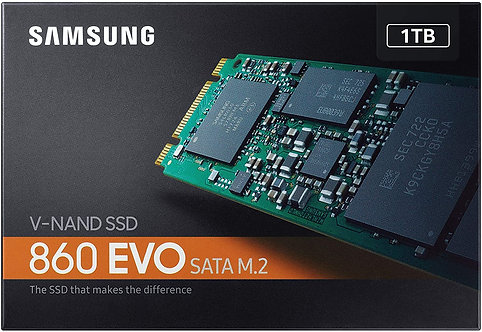 Samsung 860 Evo Series 1TB