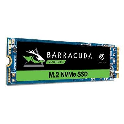 Seagate Barracuda 510 NVMe PCIe Gen3 x4 M.2 SSD 500GB