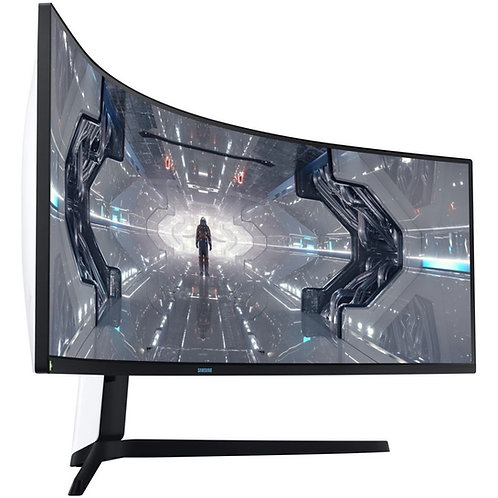 "Samsung Odyssey G9 49"" QLED Gaming Monitor"