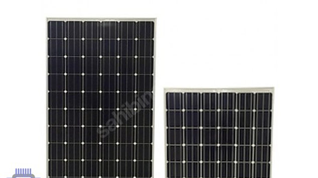 190 WatMonoKristal Güneş Paneli SOLAR PANEL