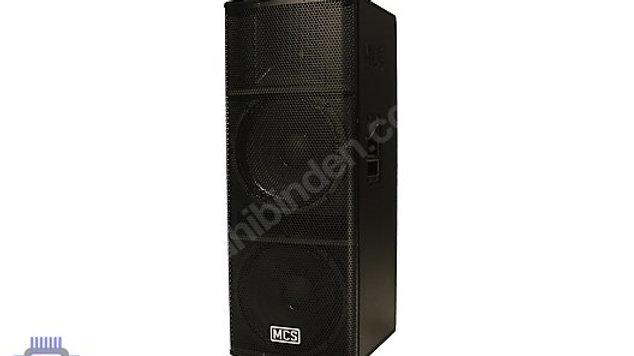 MCS MEGA215 PASIF KULE KABIN 1600WATT