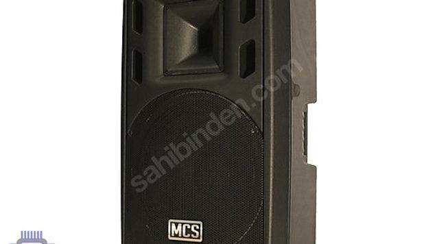 MCS 38DA Aktif 600Watt Plastik Kabin