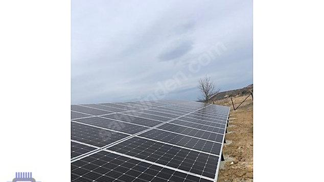3 kW TARLA SOLAR POMPA SULAMA SİSTEMİ